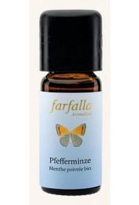 FARFALLA Pfefferminze Äth/Öl Bio Grand Cru 10 ml