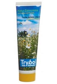 TRYBOL Natur Zahncreme mit Grüntee Tb 100 ml