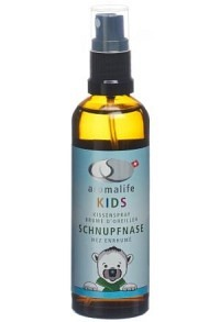 AROMALIFE Kids Kissenspray Schnupfnase 75 ml
