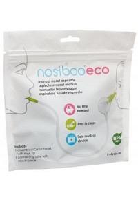 NOSIBOO Eco mundbetriebener Nasensauger