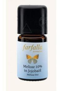 FARFALLA Melisse 10% Äth/Öl Grand Cru kbA 5 ml