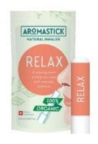 AROMASTICK Riechstift 100% Bio Relax