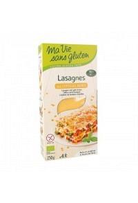 MA VIE S GLUT Lasagne gelbe Linsen 250 g