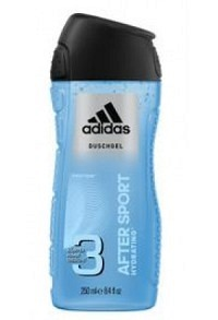 ADIDAS ACTION 3 MEN After Sport 3in1 Dusch 250 ml