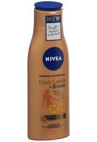 NIVEA Q10 Straffende Body Lotion + Bronze 200 ml