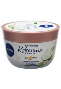 NIVEA Body Soufflé Kokosnuss&Monoi Öl 200 ml