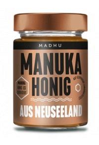 MADHU HONEY Manuka Honig Buschhonig MGO30 250 g