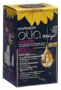 OLIA Haarfarbe 2.0 schwarzer Diamant