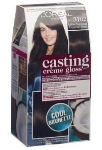 CASTING Creme Gloss 3102 kühler Expresso
