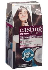 CASTING Creme Gloss 5102 kühler Mokka