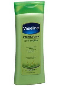 VASELINE Body Lotion Intens Care Aloe sooth 400 ml