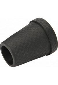 OSSENBERG Kapsel für Carbonstöcke 16mm schwarz