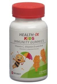 HEALTH-IX Immunity Gummies Kids Ds 60 Stk