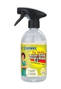 STARWAX the fabulous wei Essig 9.5° Zitrone 500 ml