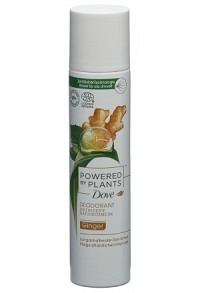 DOVE Deo Spray Powered by Plants Ginger 75 ml