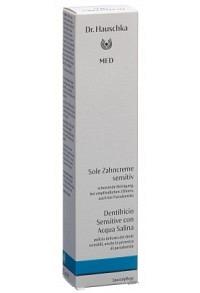 DR HAUSCHKA Med Zahncreme Sole sensitiv 75 ml