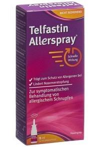TELFASTIN ALLERSPRAY Nasenspray Fl 15 ml