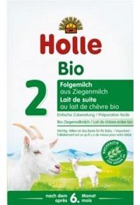 HOLLE Bio-Folgemilch 2 aus Ziegenmilch 400 g