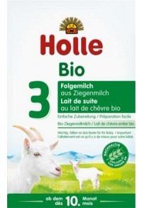 HOLLE Bio-Folgemilch 3 aus Ziegenmilch (neu) 400 g