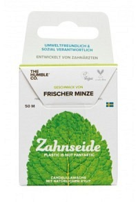 THE HUMBLE Zahnseide Mint 50m