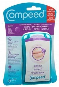 COMPEED Herpesbläschen Patch 15 Stk
