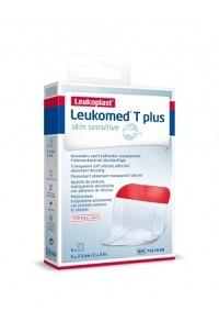 LEUKOMED T plus skin sensitive 5x7.2cm 5 Stk