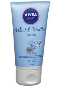 NIVEA BABY Wind & Wetter Creme 50 ml