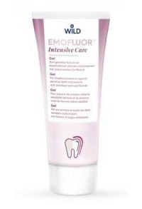EMOFLUOR Intensiv care Gel Tb 75 ml