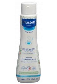 MUSTELA Reinigungsmilch norm Haut o Abspül 200 ml