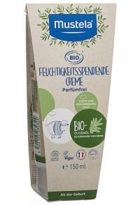 MUSTELA Feuchtigkeitsspendende Creme BIO 150 ml