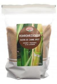 MORGA Rohrohrzucker (La Réunion) Btl 750 g