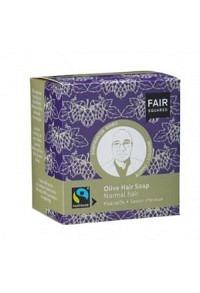 FAIR SQUARED Hair Soap Olive Normal Hair 2 x 80 g
