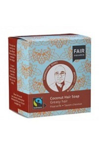 FAIR SQUARED Hair Soap Coco Greasy Hair 2 x 80 g