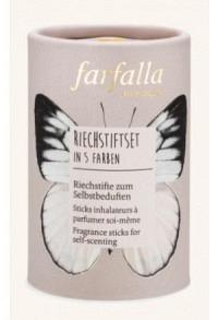 FARFALLA Riechstiftset in 5 Farben