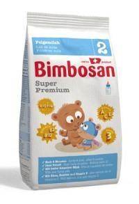 BIMBOSAN Super Premium 2 Folgemilch ref (n) 400 g