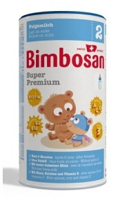 BIMBOSAN Super Premium 2 Folgemilch (neu) Ds 400 g