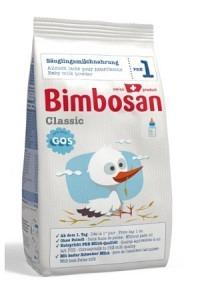 BIMBOSAN Classic 1 Säuglingsmilch refill 400 g