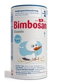 BIMBOSAN Classic 1 Säuglingsmilch Ds 400 g