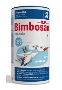 BIMBOSAN Classic 2 Folgemilch Ds 400 g