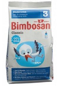 BIMBOSAN Classic 3 Kindermilch refill 400 g