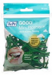 TEPE GOOD Miniflosser 36 Stk