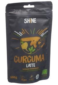 SHINE Kurkuma Latte BIO Btl 150 g