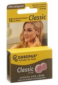 OHROPAX CLASSIC Wachskugeln 12 Stk