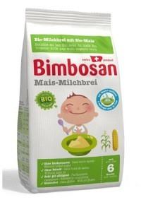 BIMBOSAN Bio-Mais-Milchbrei (neu) Btl 280 g