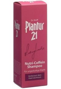 PLANTUR 21 Nutri-Coffein Shampoo langehaare 200 ml