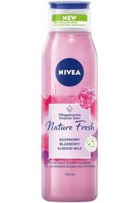 NIVEA Pflegedusche Nature Fresh Raspberry 300 ml