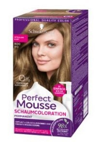 PERFECT MOUSSE 800 mittelblond
