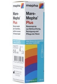 MARE-MEPHA PLUS Nasenspray Dosierspray 20 ml