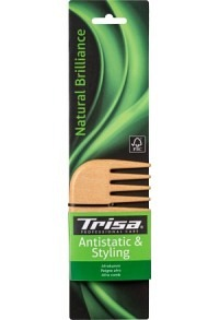 TRISA Natural Brilliance Afrokamm