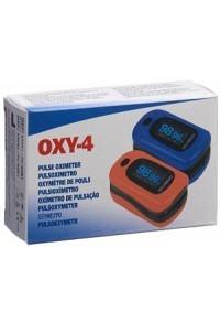 GIMA Pulsoxymeter blau OXY-4
